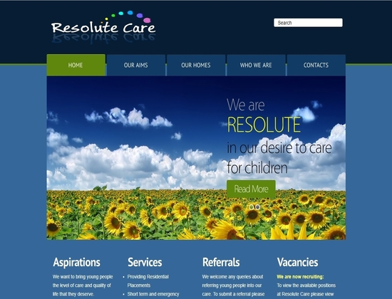 Resolute Care Ltd